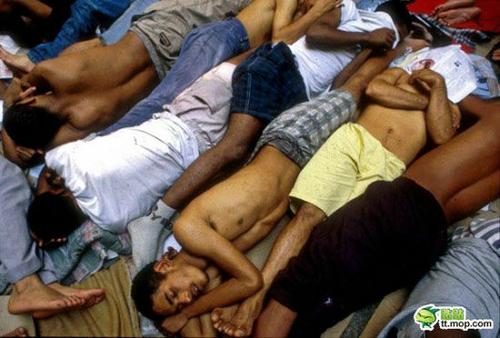 ブラジルの刑務所