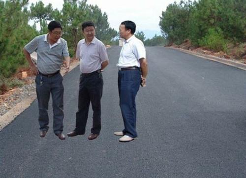 中国四川省の行政区公式サイトに公開