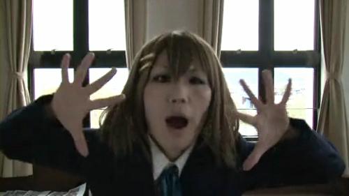 平沢唯の「はっ!」
