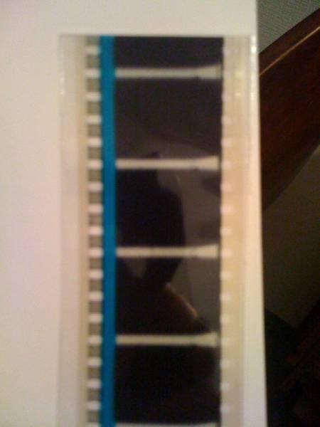 エヴァンゲリオン破 真っ黒なフィルムカット
