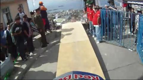 ジャンプ台