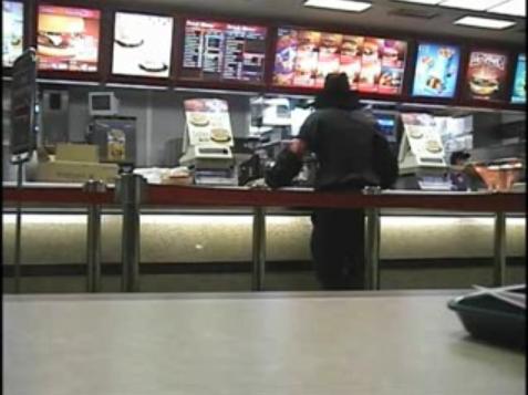 マイケル・ジャクソンが日本のマクドナルドに?
