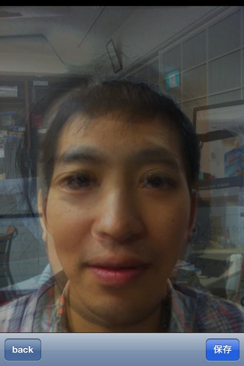 顔面アプリ 平均顔