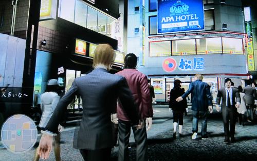 松屋とAPA HOTEL
