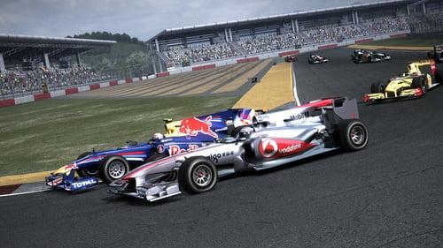 『F1 2010』 開発中の画面です