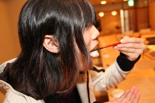 百花繚乱寿司を食べる!