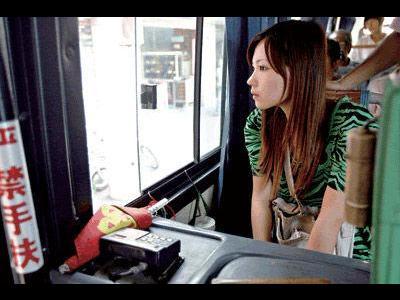 美人すぎるバス車掌2