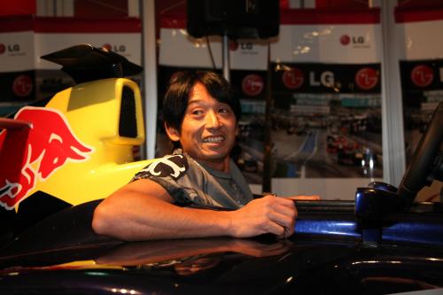 片山右京 F1 2010にチャレンジ!