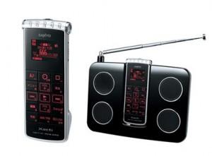 ザクティ サウンドレコーダー(ICR-XRS120MF)
