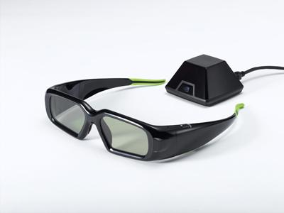 ASUS G51Jx 3D アクティブシャッター式3Dメガネ