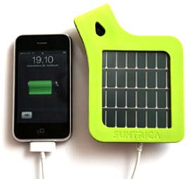 Solar Strap for iPhone