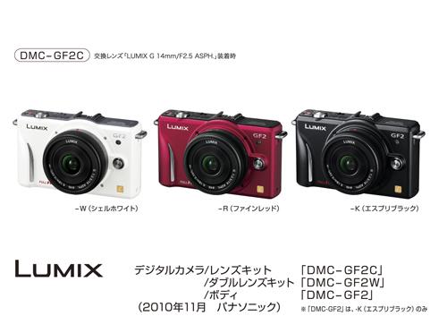 LUMIX DMC-GF2