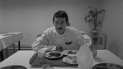 原発内で食事を摂る3号機中央制御室の責任者
