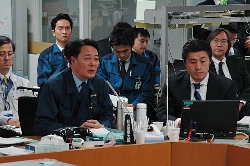 福島原発事故対策統合連絡本部