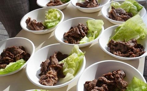 五反田肉祭り