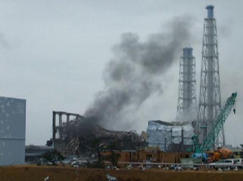 発電所で起こっていることは隠せても放射線は隠せない