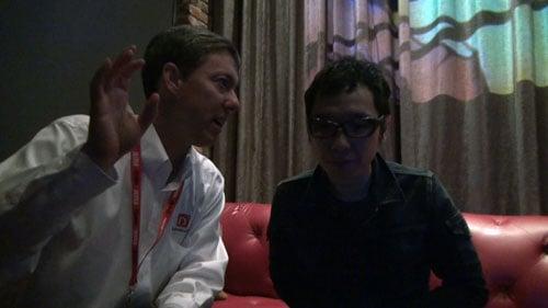 ディレクターの竹安さんにお話を伺った