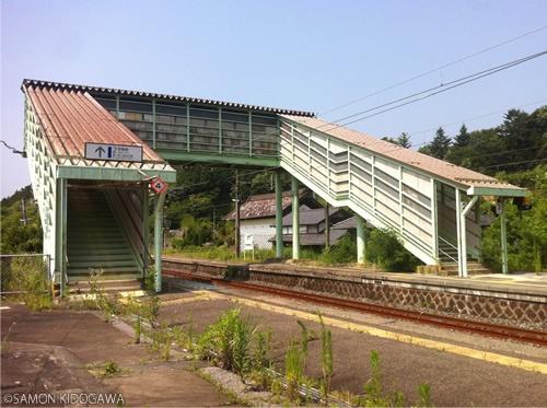 JR桃内駅