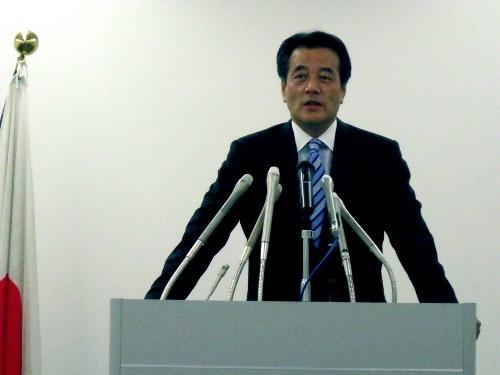 岡田副総理