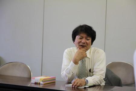 つながりのジャーナリズム 寺島英弥さんとの対話 第3回「地方紙の記者は新聞盆地の住人だった」