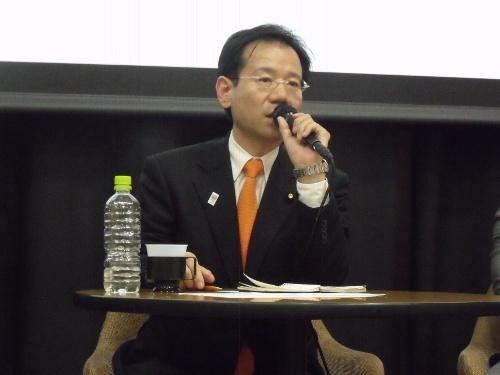 鈴木寛参議院議員