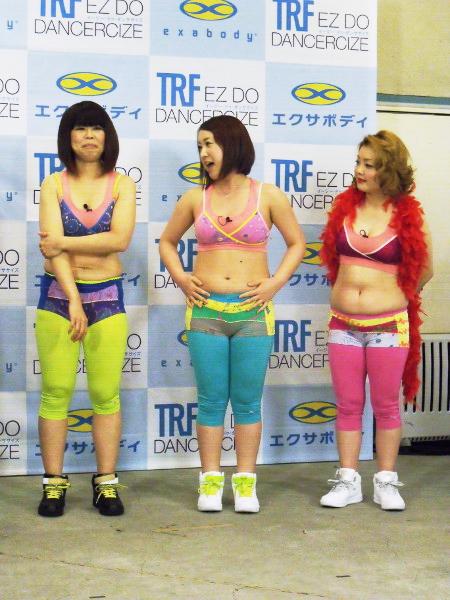 ダイエットに挑戦するよしもと女芸人3人