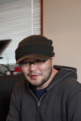 佐藤秀峰さん
