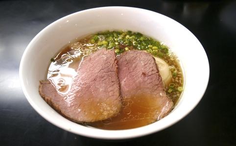 牛骨らぁ麺マタドール『贅沢焼牛らぁ麺』