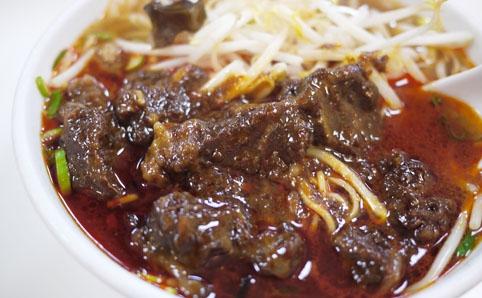 味芳斎『牛肉麺』
