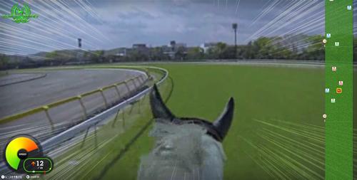 ひたすらスクロールして競走馬でターフを駆け抜けろ! スマホとPCのブラウザで遊べる『SCROLL DERBY』が面白い