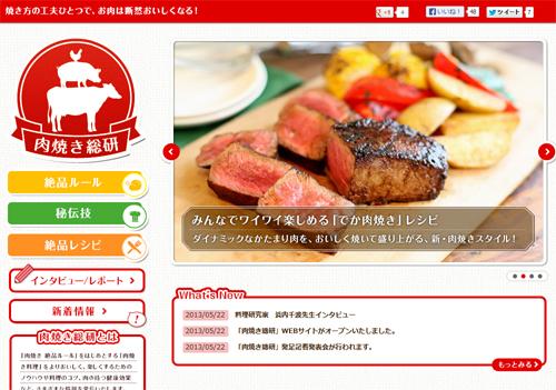 肉焼き総研