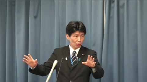 山本一太内閣府特命担当大臣 閣議後記者会見(6月14日)