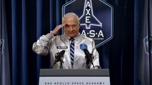 人類初の月面着陸を果たしたアポロ11号の飛行士、バズ・オルドリン氏