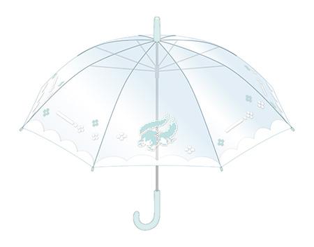 ミク傘(2)