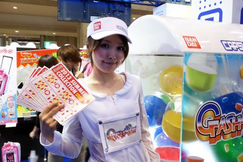6月13日から16日にかけて東京国際展示場(ビッグサイト)で開催された... 【東京おもちゃショ