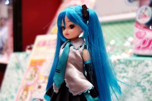 【東京おもちゃショー2013】ウワサの『初音ミクリカちゃん』がついに写真解禁!