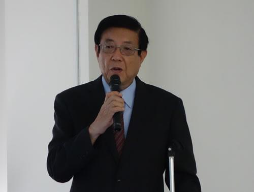 東京医科歯科大学名誉教授の藤田紘一郎氏