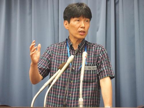山本一太大臣会見(2013年7月26日)
