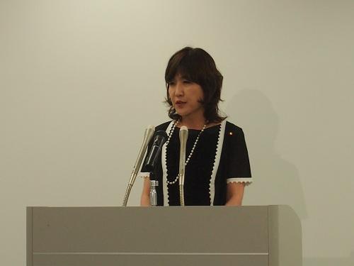 2013年8月2日稲田大臣定例会見
