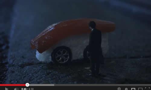 第2話『すし車』