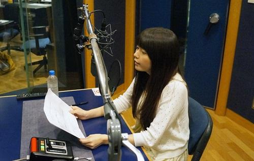「朝だよー。ほら! ぎゅってして?」竹達彩奈さんの収録現場に潜入&インタビュー『日本一のモーニングコール開発プロジェクト!』