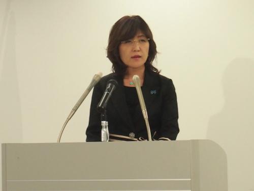 稲田大臣会見2013年9月17日
