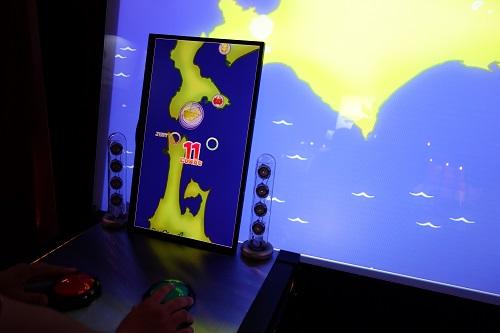 青森県が主人公のリズムゲーム
