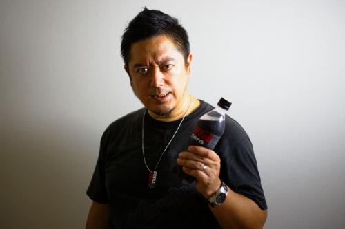 TAKAHIROさんぽく撮影