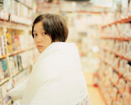 本田翼「ほんだらけ」イメージ写真