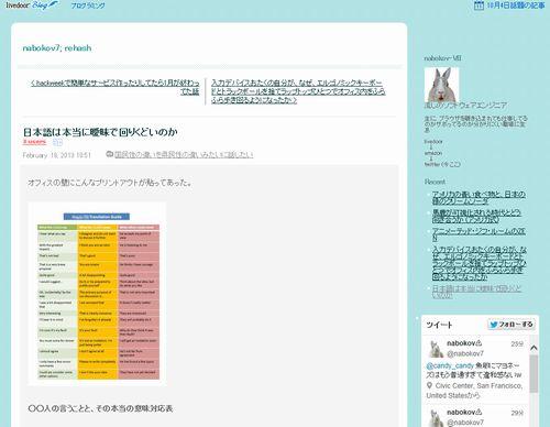 日本語は本当に曖昧で回りくどいのか