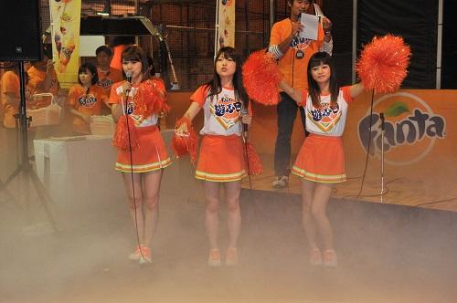 オレンジチーム
