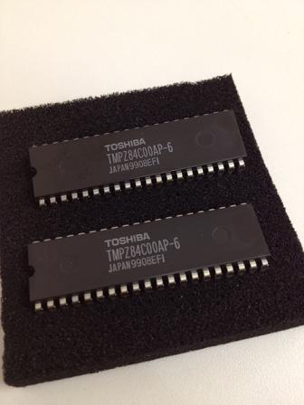 Z80が原因でメイン基板のプログラマーの高齢化が進む