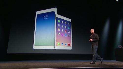 『iPad mini』発売