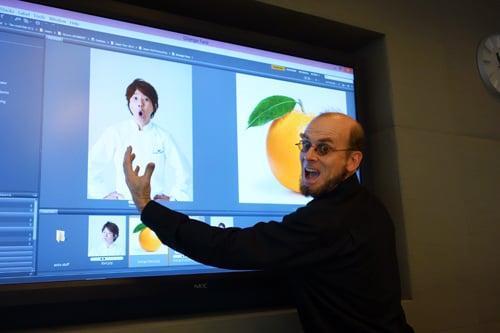 """【独占】「川越シェフがみかんになった画像ください!」→""""Photoshopの伝道師""""が作ってくれたよ"""
